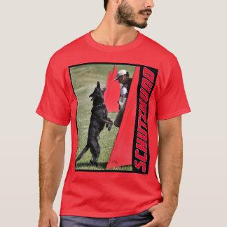 Camisa del perro de pastor alemán de Schutzhund