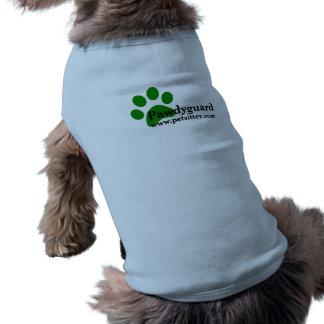 Camisa del perro de Pawdyguard (escolta del perro)