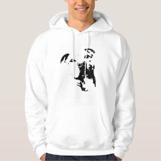 Camisa del perro de Pitbull