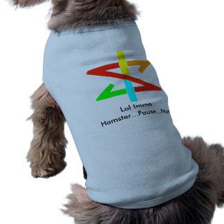 Camisa del perro de ShiftD Borat Camisetas Mascota