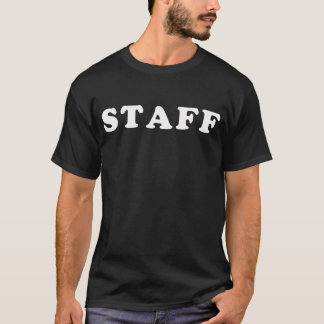 Camisa del personal