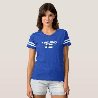 Camisa del personalizado de la bandera de