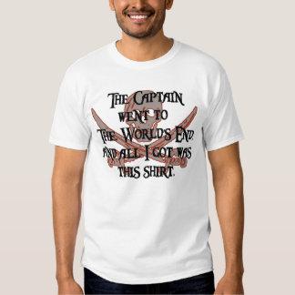 Camisa del pirata