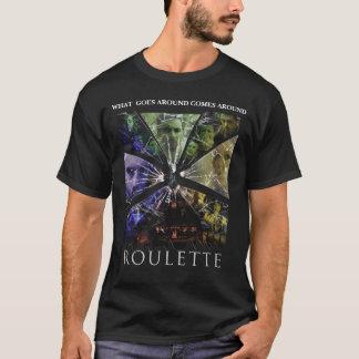 Camisa del poster de la ruleta