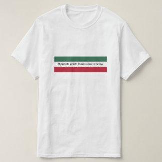 Camisa del pueblo del EL