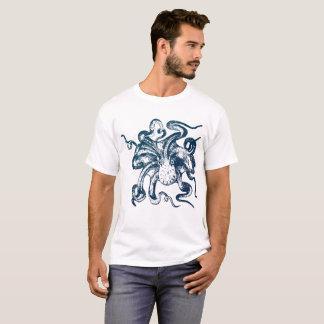 Camisa del pulpo para las mujeres/los hombres -