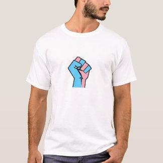 Camisa del puño del orgullo del transporte