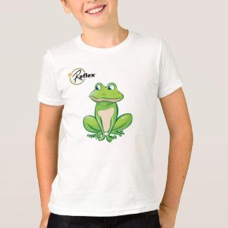 Camisa del reflejo de Chomper del pantano