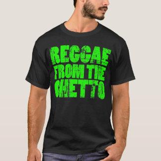 Camisa del reggae del ghetto