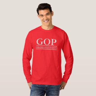 Camisa del republicano del GOP