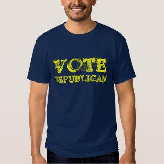 Camisa del republicano del VOTO