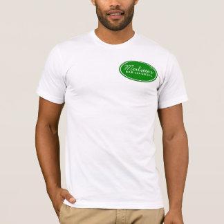 camisa del restaurante