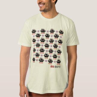 Camisa del robot de la música - ME-BOTS