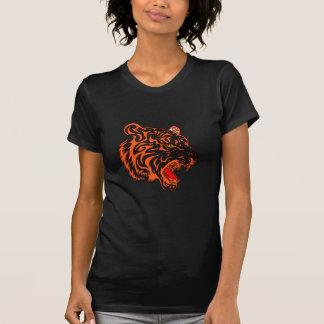 Camisa del rugido Bengala