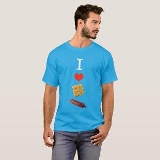 Camisa del salami de los Ramen I <3