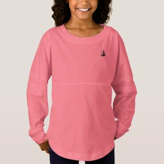camisa del salto con pértiga jersey spirit