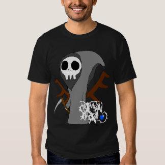 Camisa del segador - oscuridad