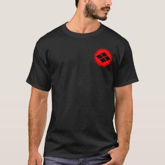Camisa del sello del clan de Takeda