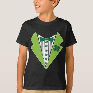 Camisa del smoking del día de St Patrick