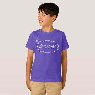 Camisa del soñador de los niños