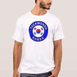 Camisa del Taekwondo