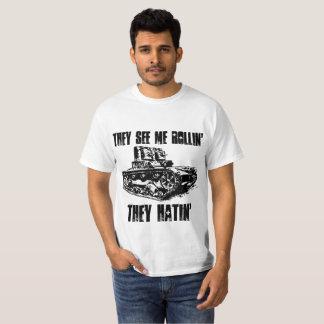 Camisa del tanque de Rollin