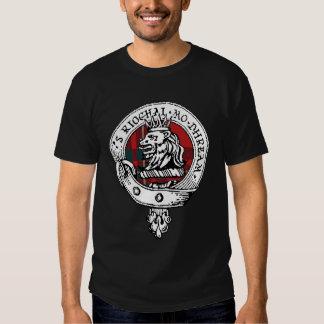 Camisa del tartán de la insignia de Gregor del