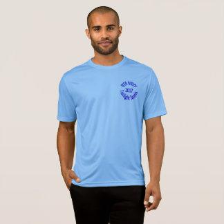Camisa del tenis de la marina de guerra de BTA -