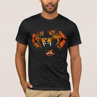 Camisa del tigre del fuego