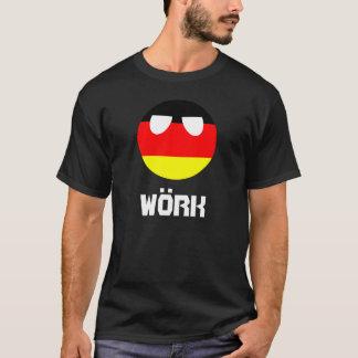 Camisa del trabajo de Germanyball