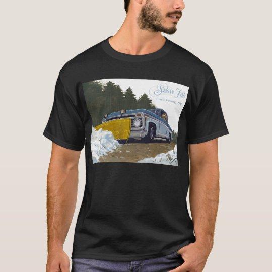 Camisa del trabajo de nieve