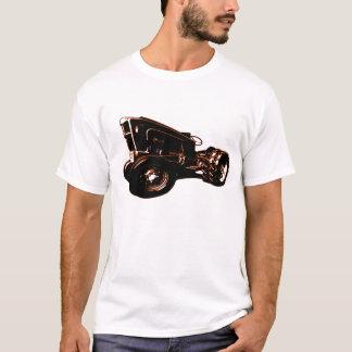Camisa del tractor de los granjeros