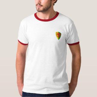 Camisa del tributo del mariscal de Guillermo