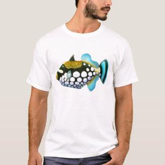 Camisa del Triggerfish del payaso