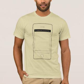 Camisa del truncamiento para los frikis de UX