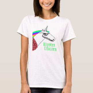 Camisa del unicornio del inconformista