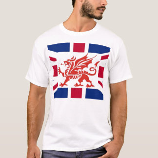 camisa del Union Jack