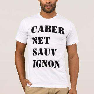 Camisa del vino de Cabernet-Sauvignon