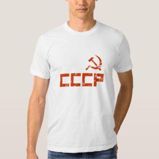 Camisa del vintage de CCCP