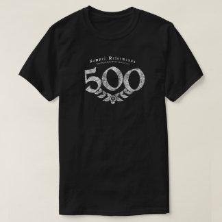 Camisa del vintage de la reforma de 500 Semper
