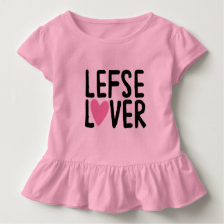 Camisa del volante del amante de Lefse