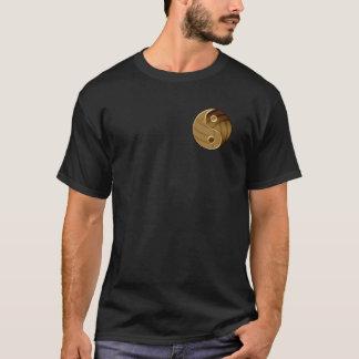 Camisa del voleibol de Yin Yang - insignia