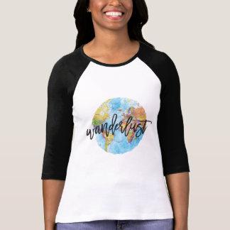 Camisa del Wanderlust