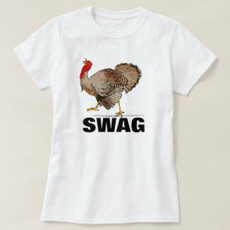 Camisa divertida de la acción de gracias del Swag