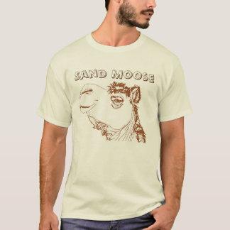 Camisa divertida del camello de los alces de la
