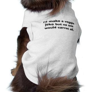 Camisa divertida del conejo
