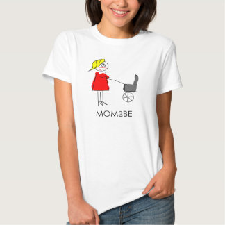 Camisa divertida Made2Show de la maternidad/del