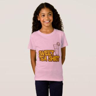 """""""Camisa dulce del té """" Camiseta"""