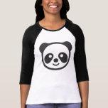 Camisa Emoji Panda Whatsapp