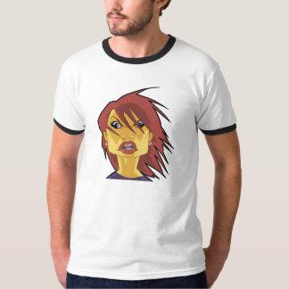 Camisa enojada de TWWM Natasha